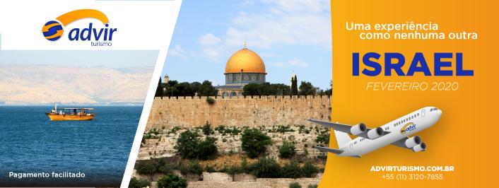 Israel – Fevereiro 2020