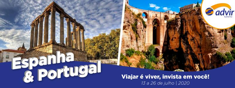 Portugal & Espanha – Julho 2020